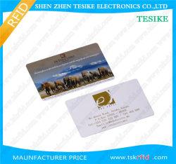 Scheda di frequenza ultraelevata RFID del PVC di iso 18000-6c Gen2 860-960MHz