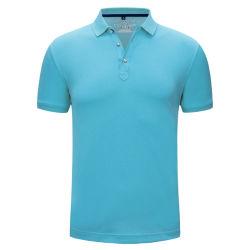 الصين لباس مصنع زرقاء عالة فراغ [بولو شيرت] رياضات لعبة غولف [دري] يتأهّل رجال