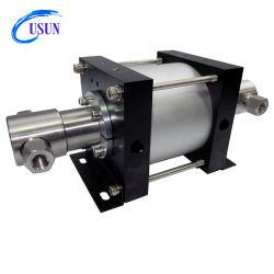Het Model van Usun: Xt10 Vloeistof van de Hoge druk van de Staaf van 50-80 de de Dubbelwerkende en Pomp van de Lucht