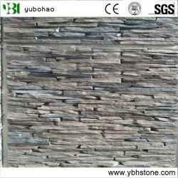 천연 블랙/그레이/그린/텀블드/크레이지/지붕/불규칙적인 모양의 스톤 슬레이트(포장/바닥/벽 클래딩 장식)