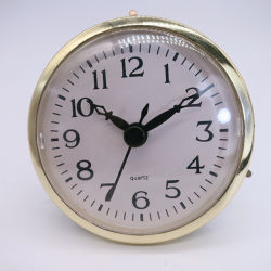 Новые продукты моды великолепное качество 75 мм вкладыши часов Часы глав государств