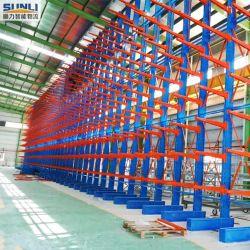 Heavy Duty Entrepôt de stockage Rack cantilever