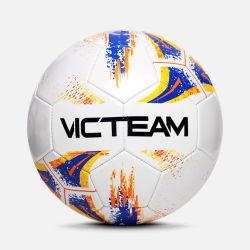 도매 선전용 형식 디자인 축구 공