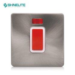 Британского стандарта 45A плита с неоновыми индикаторами ожидающего OEM