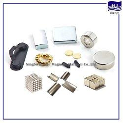 強い力の磁気NdFeBの常置ネオジムの磁石の別の形