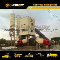 120 M3/H Ready Mix Concrete Mixing Plant, Cement Batching Plant