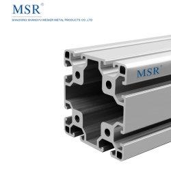Profiel van de Uitdrijving van het Aluminium van Ob 8080A het Industriële voor het Glijden van het Aluminium het Verbinden van Vensters