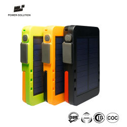 3 видов освещения портативное зарядное устройство для мобильных ПК солнечной энергии в чрезвычайных ситуациях