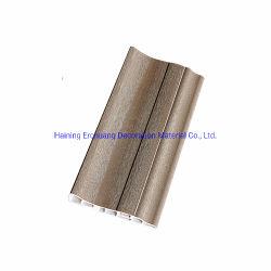 Esquina del techo de PVC laminado