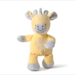 Boneca Musical consoladora do bebé recheadas de Bebé de pelúcia boneca Musical sleep comfort brinquedos brinquedos para bebés melhor dom para criança