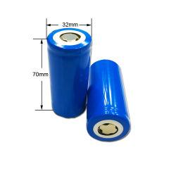 Оон утвердила38.3 32700 LiFePO4 ячейка батареи 3.2V 6ah 6000Мач