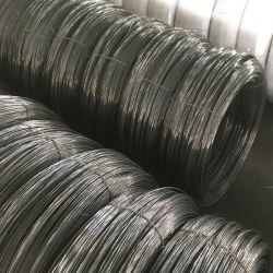 ソファーのばねの鋼線の高炭素の鋼鉄1.6mm 1.8mm