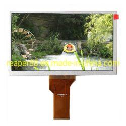 LCD het Gloednieuwe At070tn92 LCD van Innolux Comité 7inch 800X480 RGB 50pin Facultatieve Rtp/CTP van het Scherm van de Vertoning