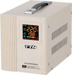 AC van de Controle van het Relais PC-SVR 1000va de Model Automatische Stabilisator van het Voltage