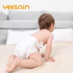 Noite Kiss Kid Eliminação Compostável Ecológico de fraldas para bebés recém-nascido biodegradável descartável Fabricante de fraldas para bebé