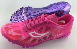Manufacturering Triple saut de piste d'élite domaine Chaussures Chaussures de sport Chaussures Chaussures athlétiques Spike