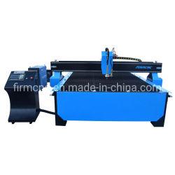 Offerte mensili 1530 plasma fiamma macchina da taglio lamiera CNC Taglierina per plasma