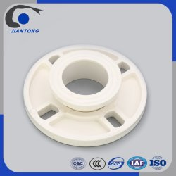 La norme ANSI/JIS/DIN/BS en plastique standard des raccords de tuyaux en PVC Van flasque de pierre