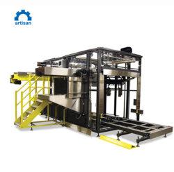 Esvazie Lata Palletizer/ máquina de empilhamento automático da linha de produção