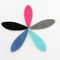 Personnaliser la couleur en forme de point Pastilles adhésives, crochet et boucle de la bande avec une haute qualité