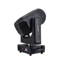 강력한 LED 350W LED 3in1 빔 DJ Disco 조명 LED Moivng 헤드 라이트 무선 전자 확대/축소