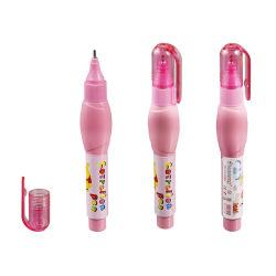 Shoolの供給のための金属ヒントの修正液のペン