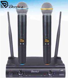 60 fréquences multiples Lyco UH-08 Microphone sans fil UHF