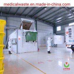 De medische Verwijdering van het Afval met Desinfectie 3 van de Microgolf
