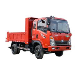 Sinotruk 4X2 Mini Gebrauchtwagen LKW Dump Truck