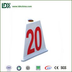 La voie et équipement de terrain marqueur de distance pour la vente