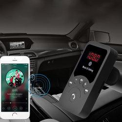 Adattatore della ricevente Bluetooth dell'automobile senza fili del MP3 audio con il periferico