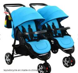 De baby brengt Producten van de Baby van de Wandelwagen van de Baby van Carriedge van de Jonge geitjes van de Wandelwagen de Kleine Tweeling samen