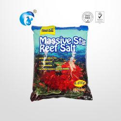 {Estrella masiva 6,67kg/bolsa de sal marina de arrecife}