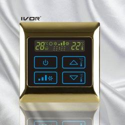 4-pijp de Schakelaar van de Aanraking van de Thermostaat van het Airconditioningstoestel in het Frame van het Metaal (sk-ac2000b-4P)