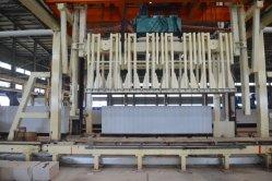 Automatische Gesteriliseerde met autoclaaf Geluchte Concrete het Maken van de Baksteen Machine voor Bouw
