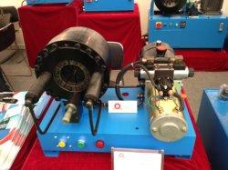 Indicatore luminoso/strumento di piegatura idraulico portatile/mobile del tubo flessibile (DC12/24V/AC380/220V) con approvazione & il brevetto del Ce dall'incastonatore standard della Cina (JK160)