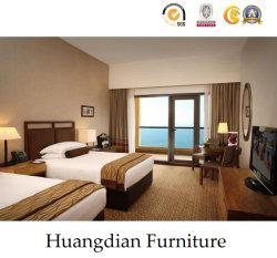 Handelsfabrik verweisen das 3 Stern-zeitgenössisches Schlafzimmer-Sofa-gesetzte Hotelzimmer-Möbel (HD602)