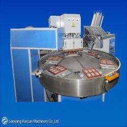 (KS-12000ZQ) 6 станции автоматический поворотный стол типа высокой частоты сварочный аппарат