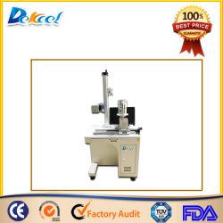 machine de marquage au laser UV avec appareil rotatif pour pièces Cylinderical