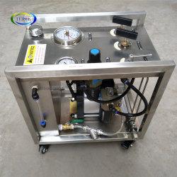 Terek Tubo de presión hidrostática de alta presión equipo de prueba
