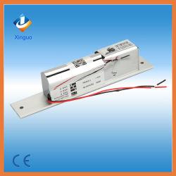 Fail Safe vis de descente électrique avec cinq fils de verrouillage de porte en verre