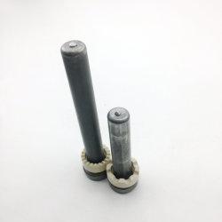 Керамические с обжимным кольцом Приварите шпильку M19 разъема со срезными болтами