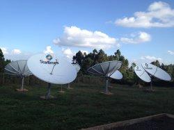 3.7m C, Ku-Band Rx nur Parabolische Antenne