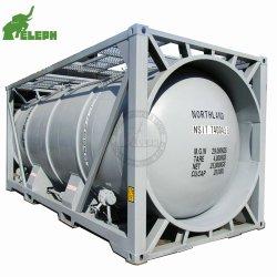 24000 литров 20 футов газа и воды и масла/топлива/битума цистерны с сертификатом ISO