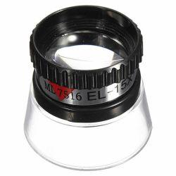 45x Monoculaire loupe de bijoutier loupe loupe de l'oeil de réglage de la loupe de poche