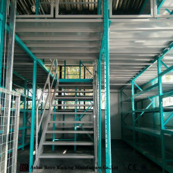 China Storage Systems Mezzanine Long Span スチールシェルビング