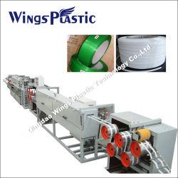 200m/MinプラスチックPPペットパッキングストラップバンド放出の生産ライン/作成機械装置の値を付けるために/装置/製造工場