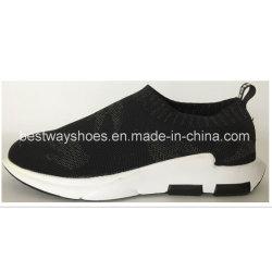 Chaussures occasionnel le plus récent sur les hommes du patinage des chaussures de personnaliser le commerce de gros