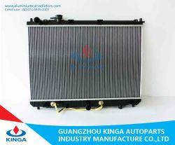 Automatische radiateur voor KIA Carens MPV 2.0' 02 bij aluminium kern kunststof tank