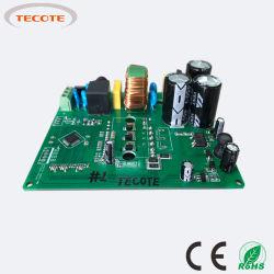 Настраиваемые 250Вт Бесщеточный электродвигатель постоянного тока контроллера панели управления для системы вентиляции